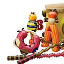 Музична іграшка – ПАРАМ-ПАМ-ПАМ (7 інструментів, у барабані), фото 2