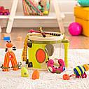 Музична іграшка – ПАРАМ-ПАМ-ПАМ (7 інструментів, у барабані), фото 8