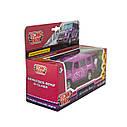 Автомодель GLAMCAR  - MERCEDES-BENZ G-CLASS (фиолетовый), фото 9