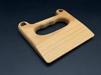 Детские деревянные ножи. 12х11см
