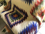 Лижнык Карпатский плед Синие глаза150 х 200 см, фото 2