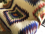 Лижнык Карпатский плед Синие глаза150 х 200 см, фото 6