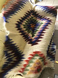 Лижнык Карпатский плед Синие глаза150 х 200 см, фото 3