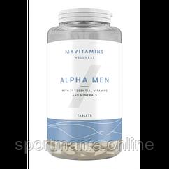 Alpha Men Super Multi Vitamin - 120tabs
