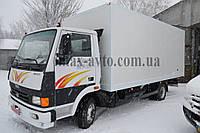 Термический  фургон на а/м TATA, фото 1
