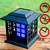 Протимоскітна лампа від комах Monster Zapper 2 в 1, Чорна лампа знищувач комах (лампа ловушка для комаров)