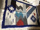 Лижнык Карпатский плед Там де гори, полонини 150 х 200, фото 4
