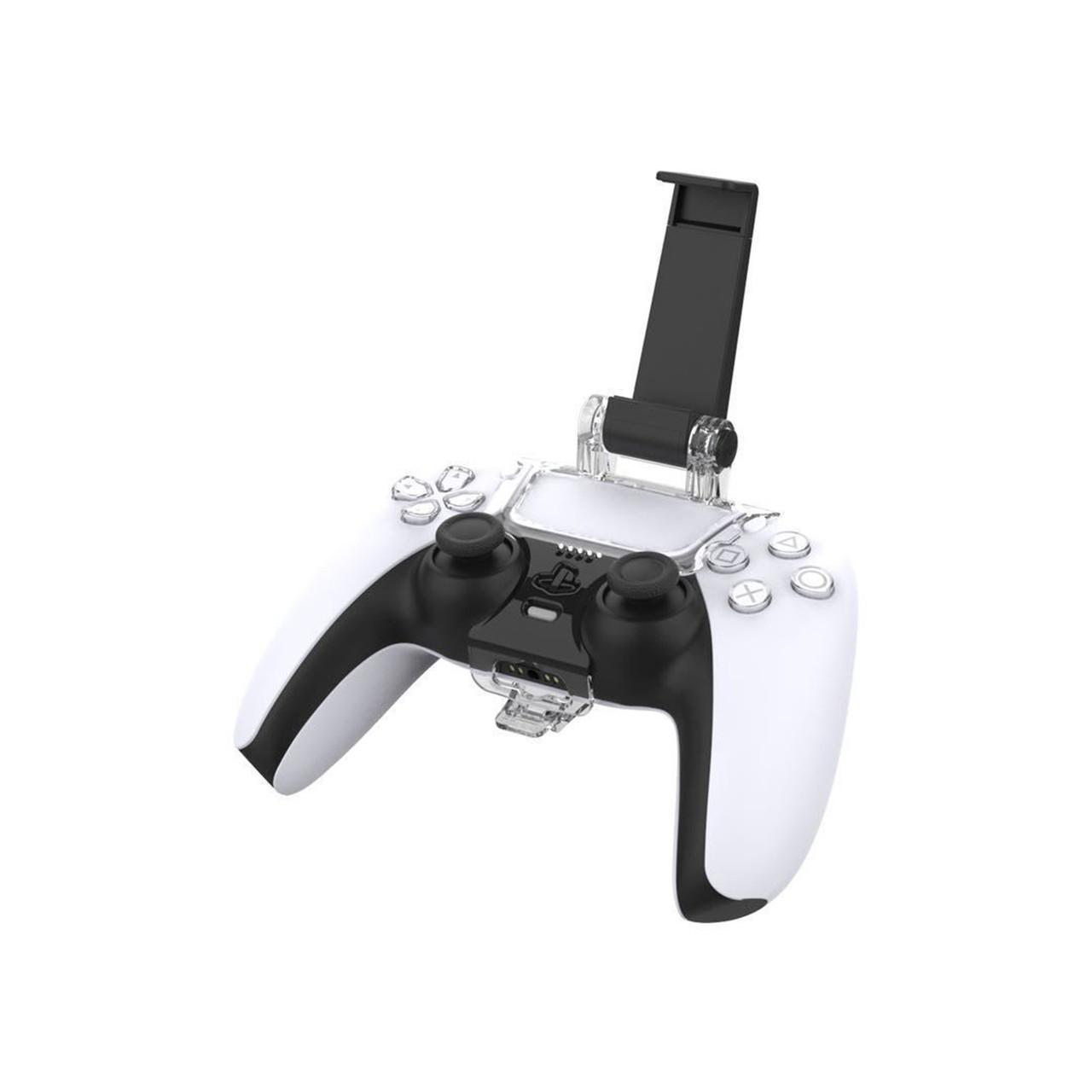 Держатель Крепление для смартфона на геймпад джойстик Playstation PS5 DualSense 5