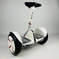 Двоколісний міні сігвей Ninebot Mini Robot Pro Білий   Segway Гироскутер Найнбот Міні Робот з підсвічуванням
