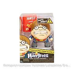 Игровой набор со слаймом - HARRY PLOPPER