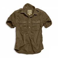 Рубашка Surplus Raw Vintage Shirt Brown, M