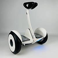 Мото-сігвей Ninebot Mini Robot Білий   Двоколісний гироскутер Найнбот Міні Робот для дорослих і дітей