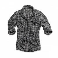Рубашка Surplus Woodcutter Shirt Black