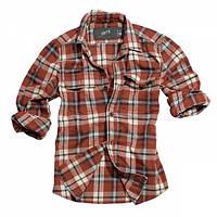 Рубашка Surplus клетчатая Woodcutter Red, M