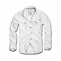 Рубашка Brandit Slimfit Shirt White, M