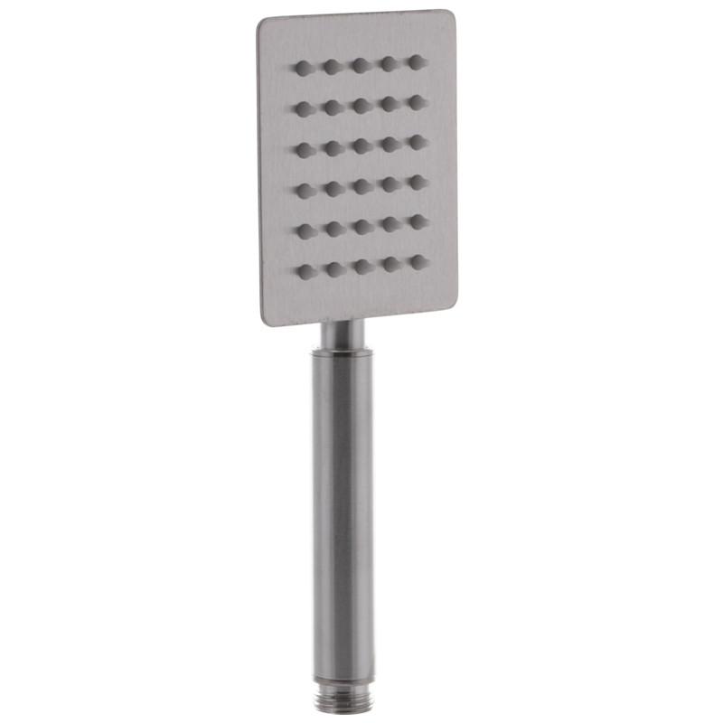 Лейка ZERIX LR70001 (квадратная) (нерж. сталь) (LL1640)