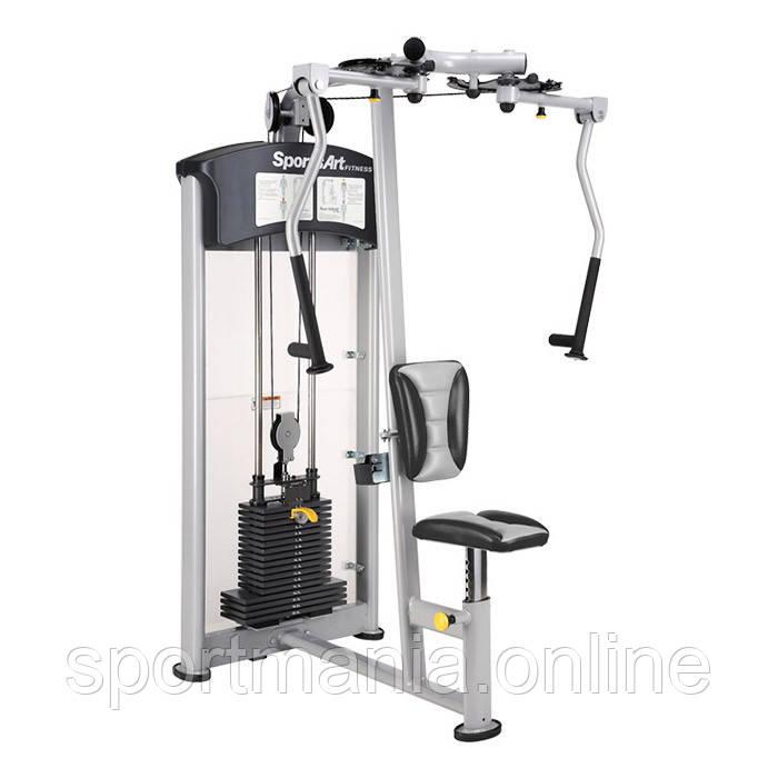 Тренажер для мышц груди и задних дельт SportsArt DF-104