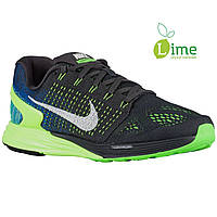 Кроссовки, Nike Lunarglide 7 Grey, фото 1