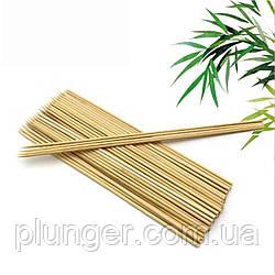 Шпажки бамбуковые  20 см (цена за 10 шт)