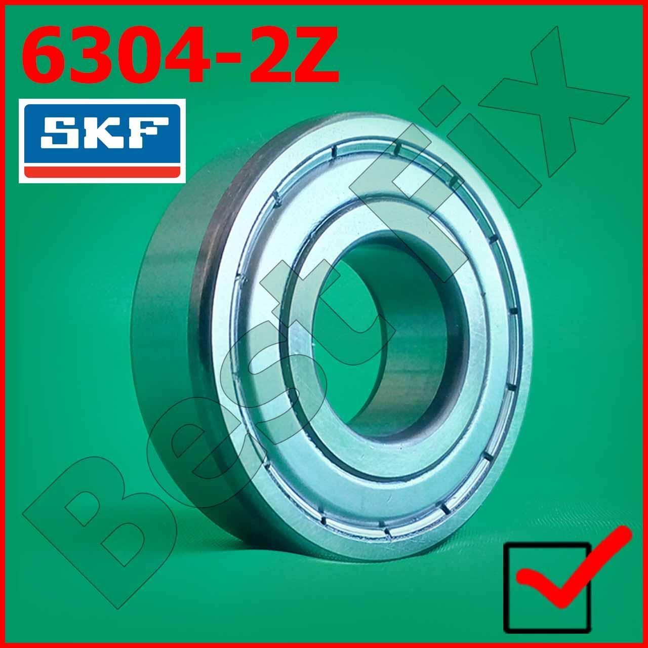 Подшипник 6304 2Z 20-52-15 SKF