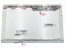 Матриця для ноутбука 17.0, 17.1 CCFL (1440*900, 30pin справа вгорі) LG LP171WP4-TLN1 Глянсова.