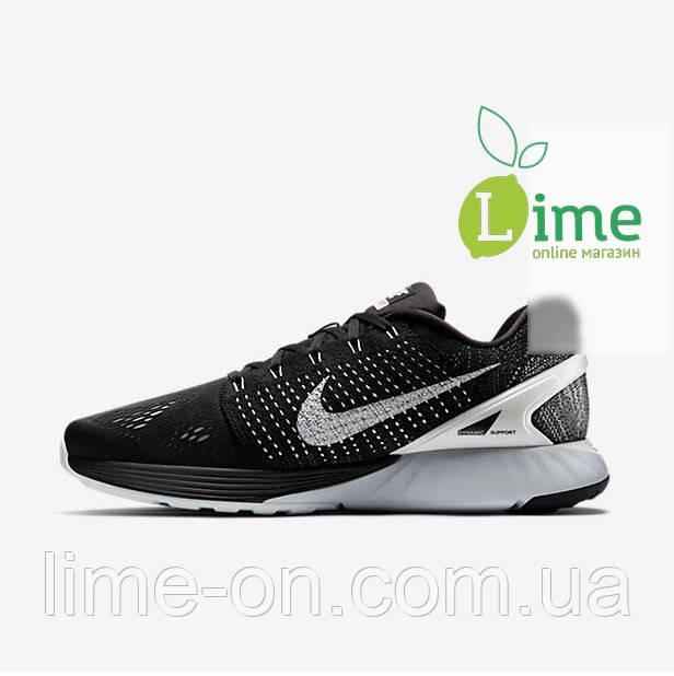 7407d83d Кроссовки, Nike Lunarglide 7 Black: продажа мужских и женских ...