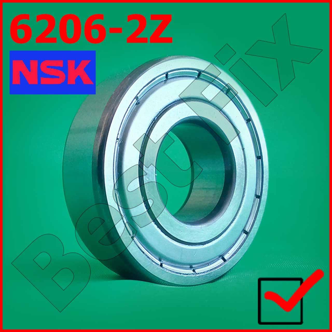 Подшипник 6206 2Z 30-62-16 NSK