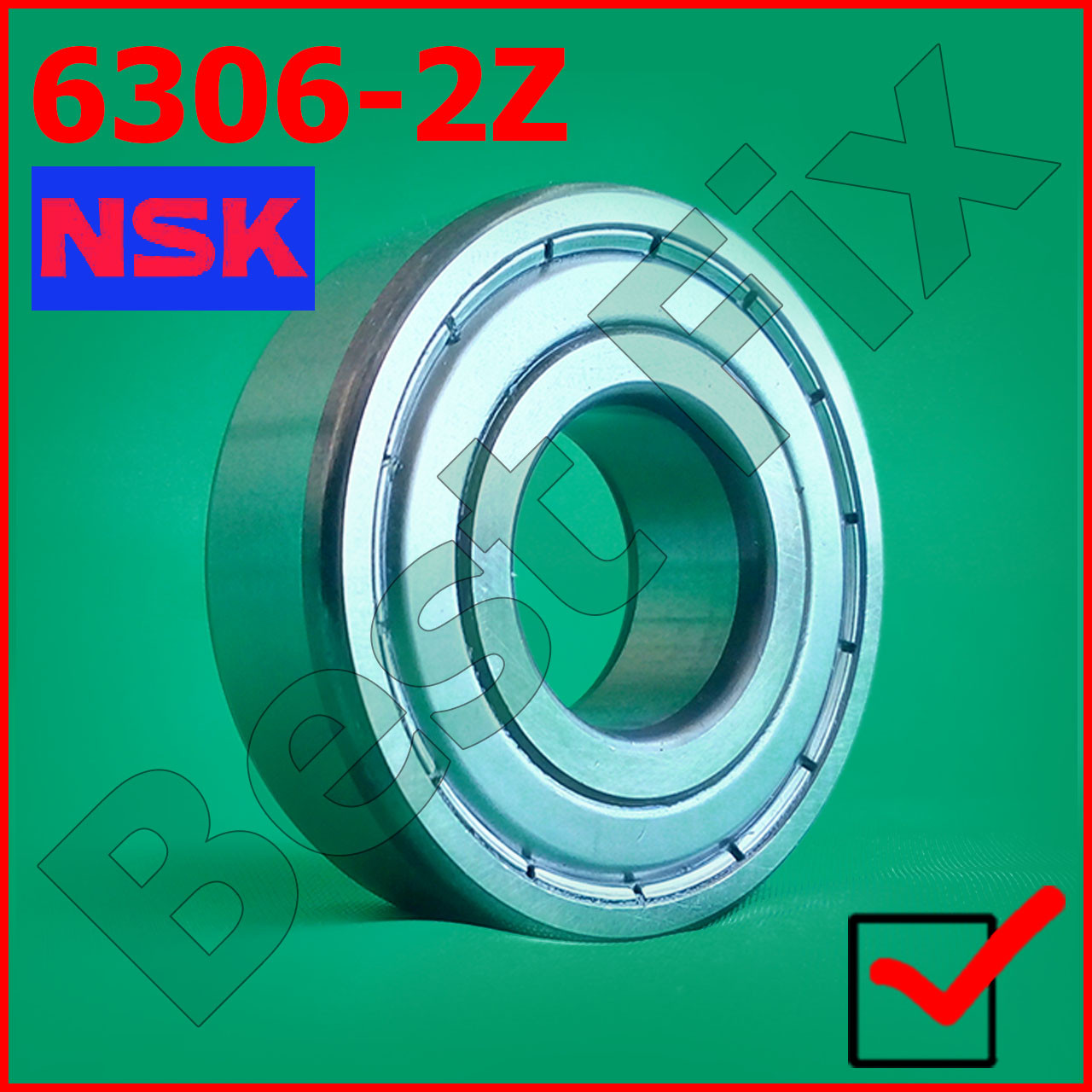 Подшипник 6306 2Z 30-72-19 NSK