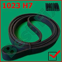 Ремінь 1023 H7 EL Megadyne чорний