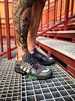 "Кроссовки Adidas ZX Torsion Cool "" Grey/Orange"", фото 2"