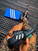 "Кроссовки Adidas ZX Torsion Cool "" Grey/Orange"", фото 3"
