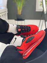 """Nike Air MX 720 818 """"Red"""", фото 3"""