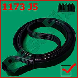 Ремінь 1173 J5 EL Megadyne чорний