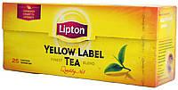 Чай черный Lipton 25п.
