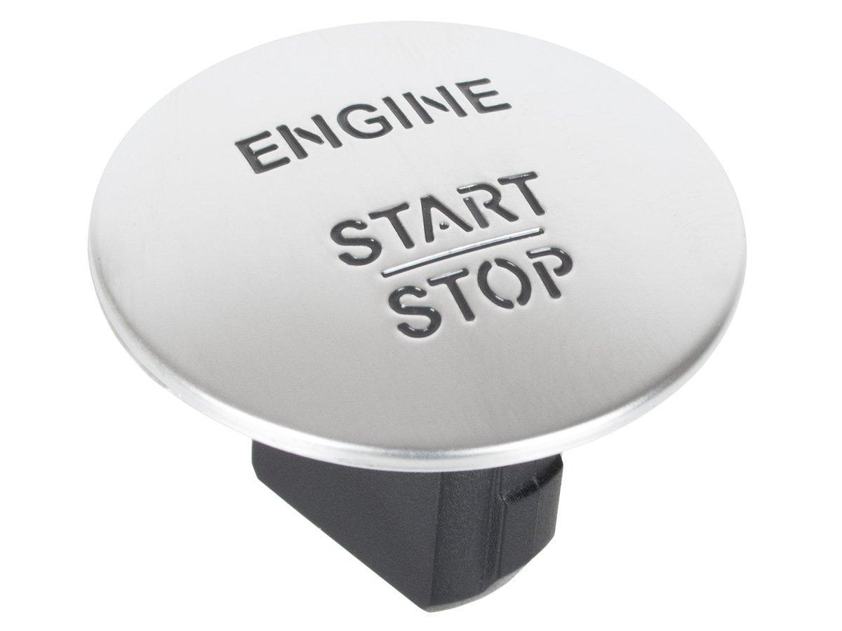 Mercedes R172 SLK-класс кнопка включения двигателя старт / стоп, Код-20107