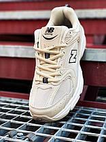 """🔥New Balance 530 White/Cream"""" (Топ якість) 🔥, фото 2"""