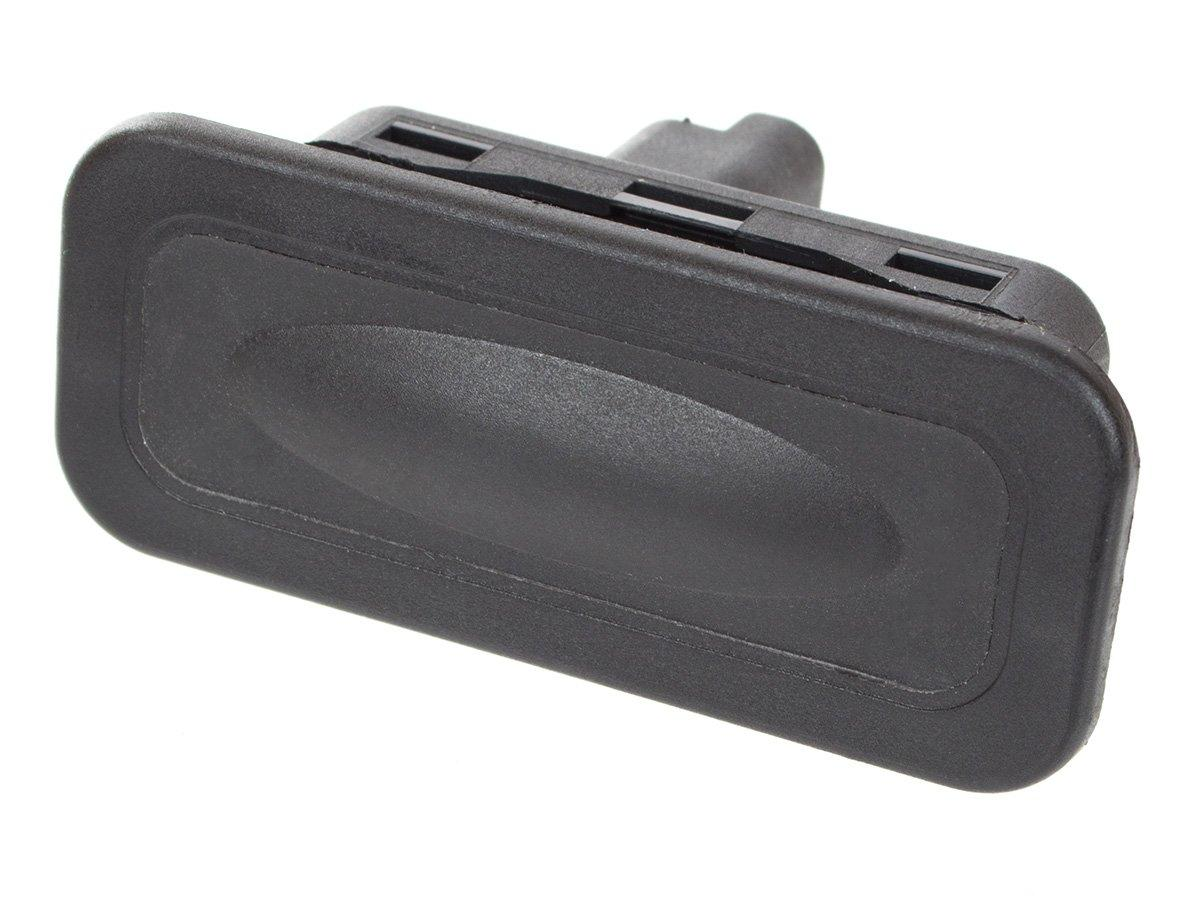 Renault Fluence кнопка дверная ручка багажника овальная вилка, арт. DA-15765