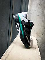 """🔥Adidas Niteball """"Black/Sub/Green(Топ качество) 🔥, фото 2"""