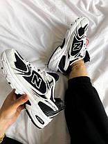 """🔥New balance 530 """"Black/White"""" (Топ якість) 🔥, фото 2"""