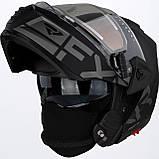 Модулярный шлем FXR Racing Hi-Vis Maverick с электро подогревом, фото 2