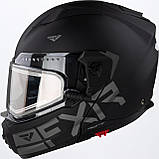Модулярный шлем FXR Racing Hi-Vis Maverick с электро подогревом, фото 5