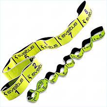 Резина для растяжки Sveltus Elastiband 10 kg Yellow