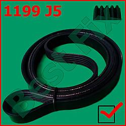 Ремінь 1199 EPJ5 Optibelt чорний