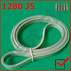 Ремінь 1280 J5 EL Megadyne білий