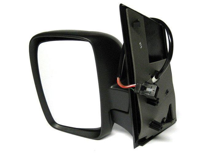 Peugeot Expert 2007 - зовнішнє дзеркало з електроприводом чорне ліве