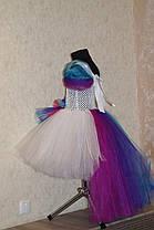"""Карнавальний костюм, спідниця сукні з фатіну """"Поні принцеса КАДЕНС"""", фото 2"""