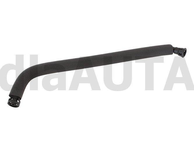 BMW 5 E60 / E61 03-10 патрубок вентиляции картера ., Код-10392