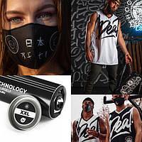 Мерч (футболки, маски, брелки)