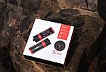 Беспроводные TWS наушники Nillkin GO TW004 Красные Qualcomm V5.0, Apt-X 13h, фото 10