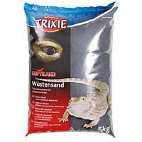 Песок черный Trixie Wüstensand, 5 кг